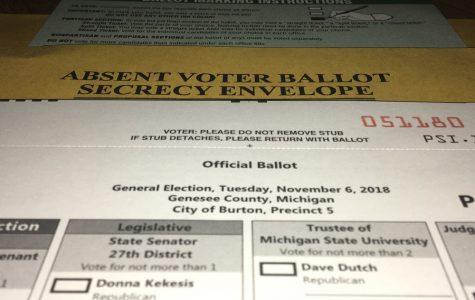Seniors lack enthusiasm for voting