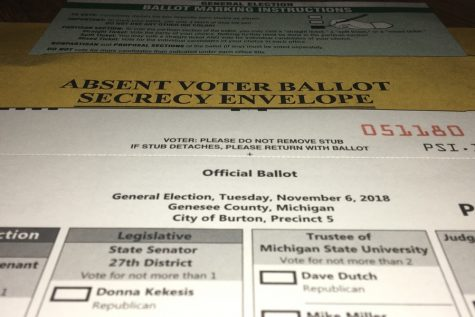 Michigan voters have three ballot proposals to consider