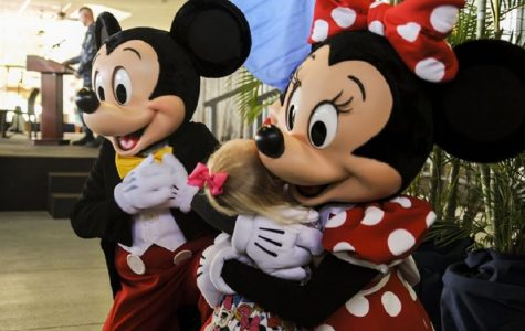 Mickey Mouse turned 90 this month