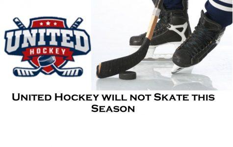 Hockey team won't skate this season