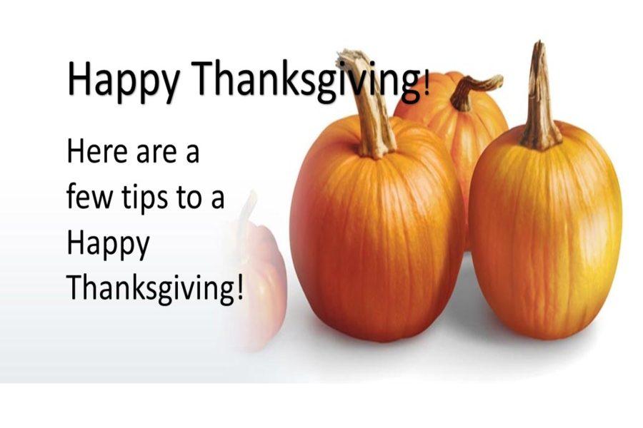 Thanksgiving is Thursday, Nov. 22, this year.