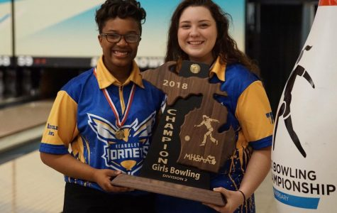 Blitz for six begins for girls bowling team