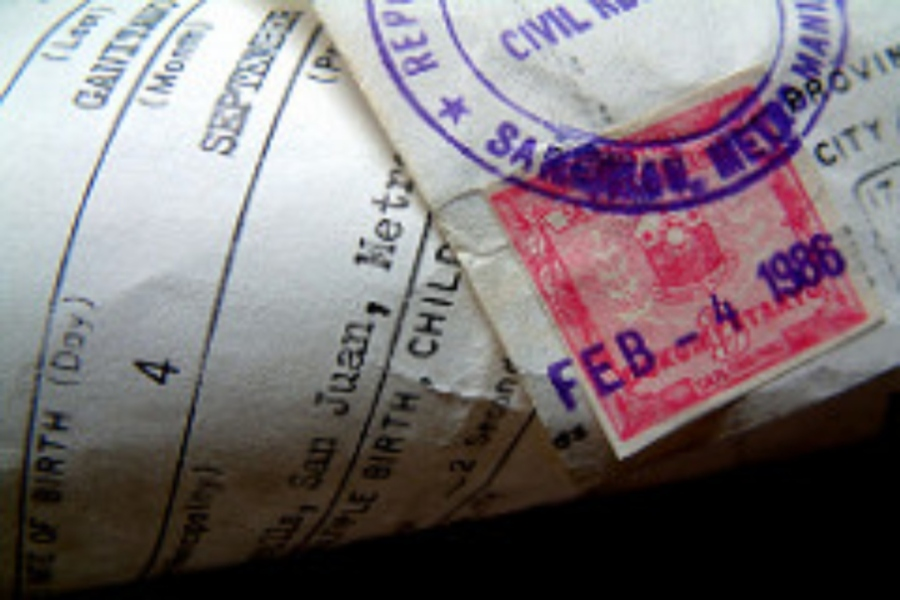 Birth certificates are important documents that are nationally used as a form of documentation for citizens.