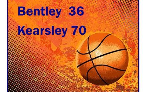Boys basketball blows past Bentley