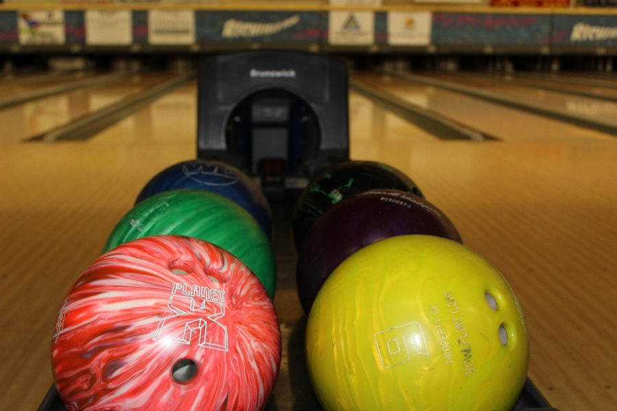 The girls bowling team defeated Owosso on Wednesday, Dec. 19. and is continuing its undefeated season.
