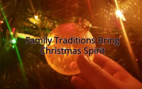 Family traditions boost Christmas spirit
