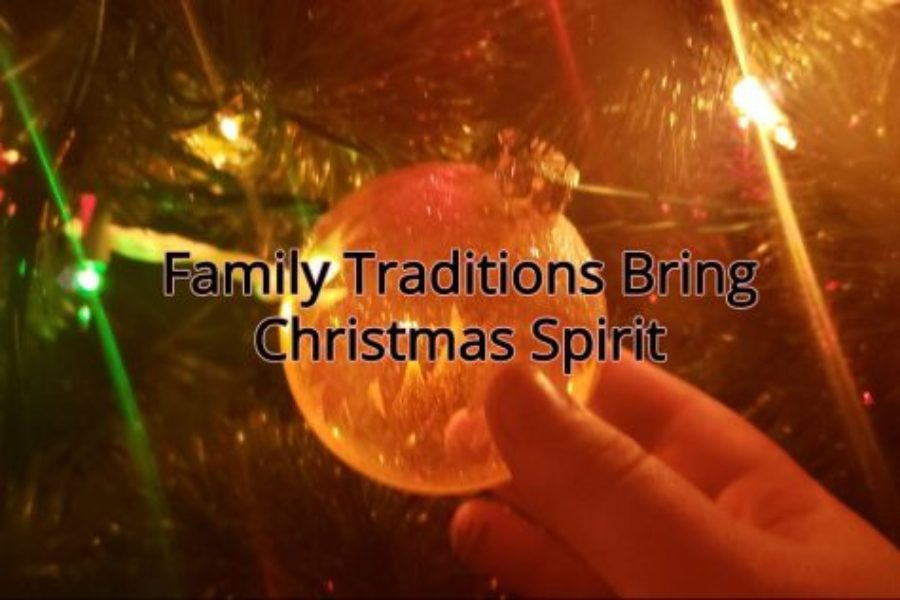 KHS+students+share+their+favorite+Christmas+traditions.