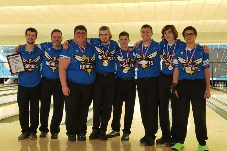 The+boys+bowling+team+won+both+of+its+matches+on+Saturday%2C+Dec.+1%2C+and+won+the+Baker+Eliminator+Invitational+the+next+day.