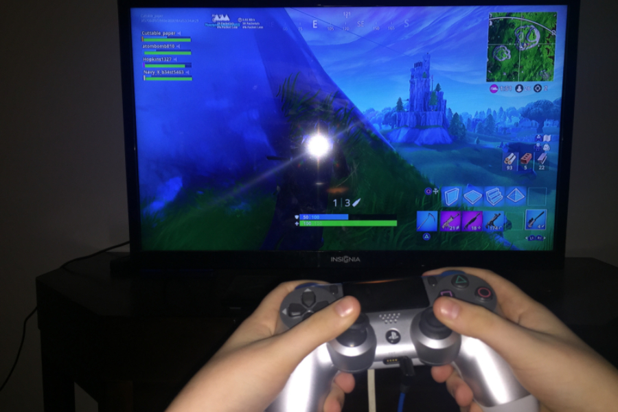 Fortnite captivates audiences of all ages, especially high school students and young adults.