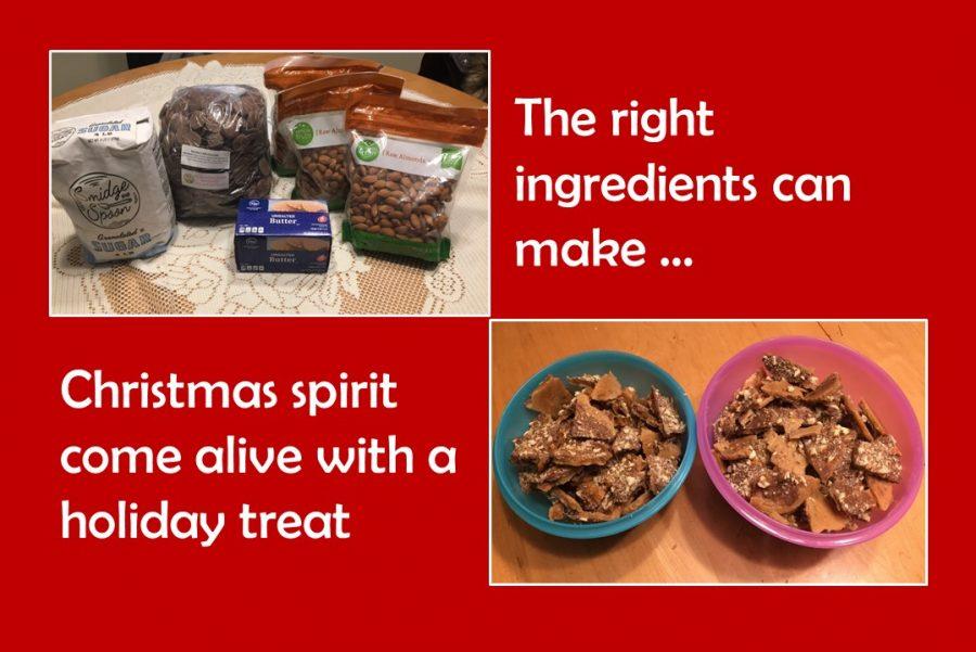 Three treats to bring cheer this holiday season