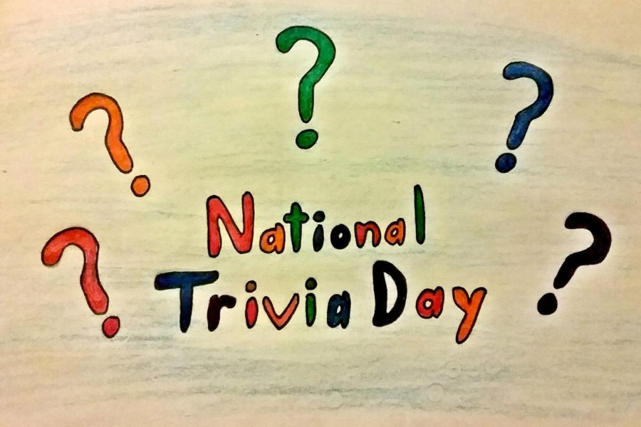 National Trivia Day falls on Friday, Jan. 4, and gives those who enjoy challenges of the mind a chance to celebrate their interest.