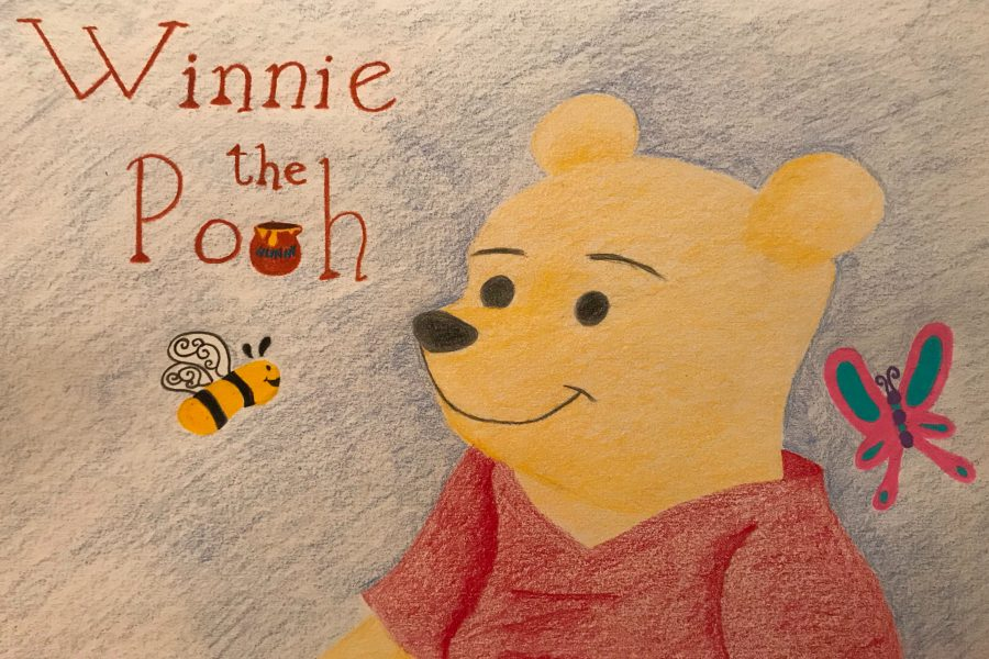 Winnie+the+Pooh+first+graced+the+pages+of+children%27s+literature+in+the+1920s.