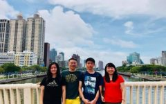 Taiwanese exchange student appreciates kindliness of America