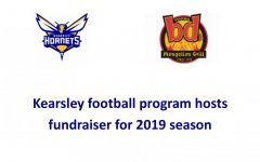 Football partners with BD's to raise money