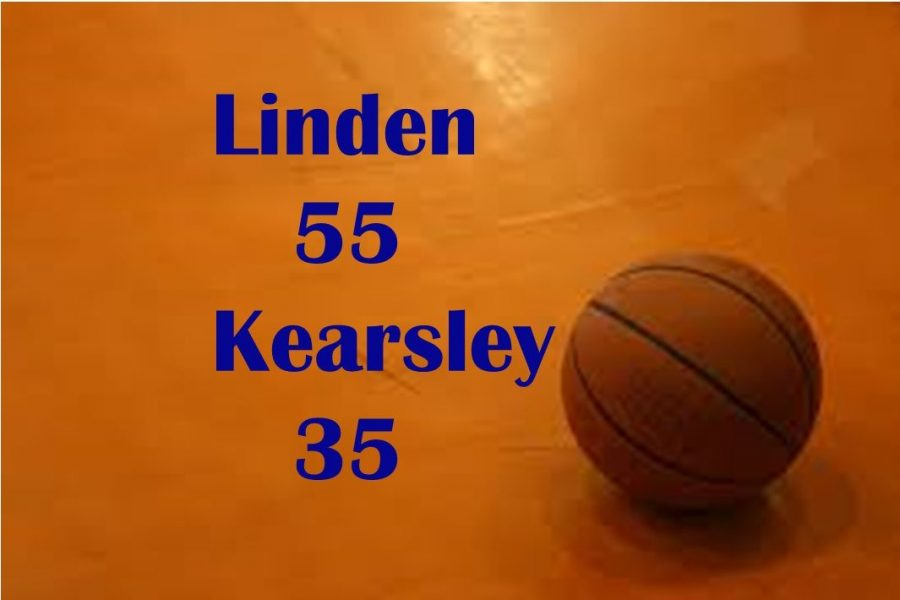 The Hornets were defeated by Linden 55-35 on Tuesday, Jan. 8.