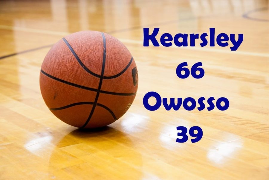 The boys basketball team defeated Owosso 66-39 in an away game on Friday, Jan. 11.