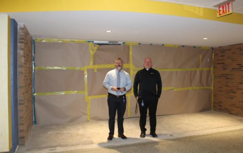 Main office construction exceeds expectations