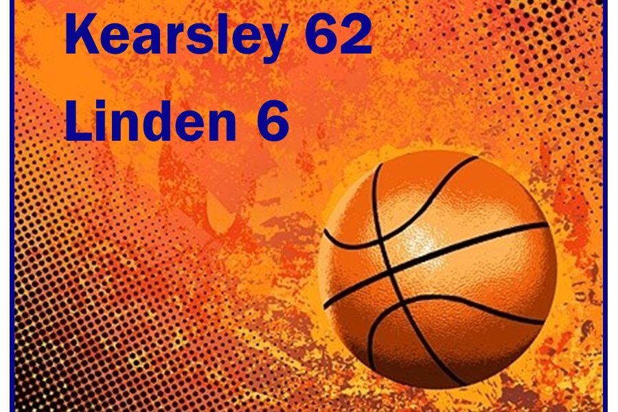 Kearsley beat the Linden Eagles on Tuesday, Jan. 5, 62-6.
