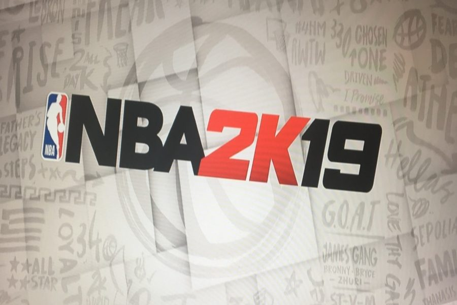 NBA+2K19+was+released+Sept.+7%2C+2018%2C+and+seems+to+hold+up+to+fan+expectations.