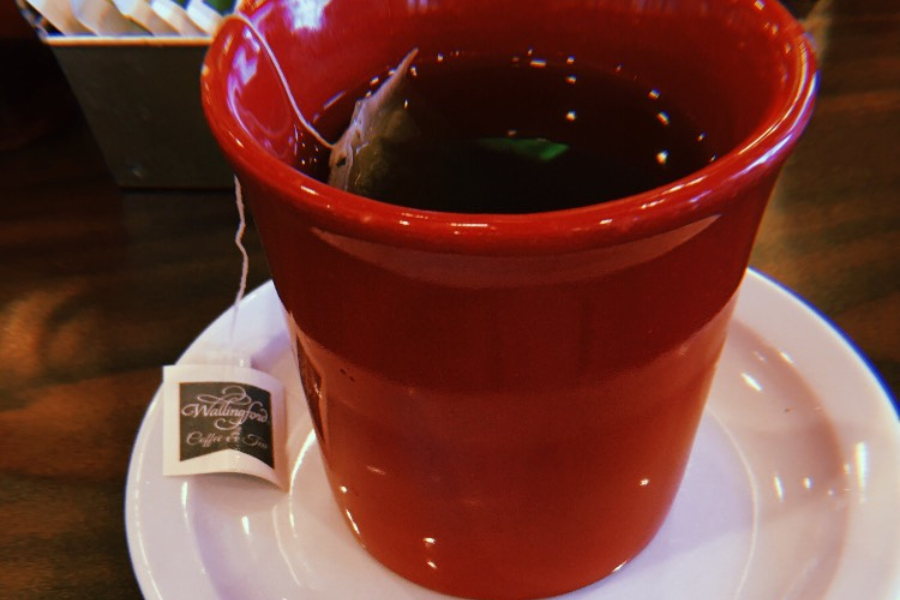 America celebrates January as National Hot Tea Month.