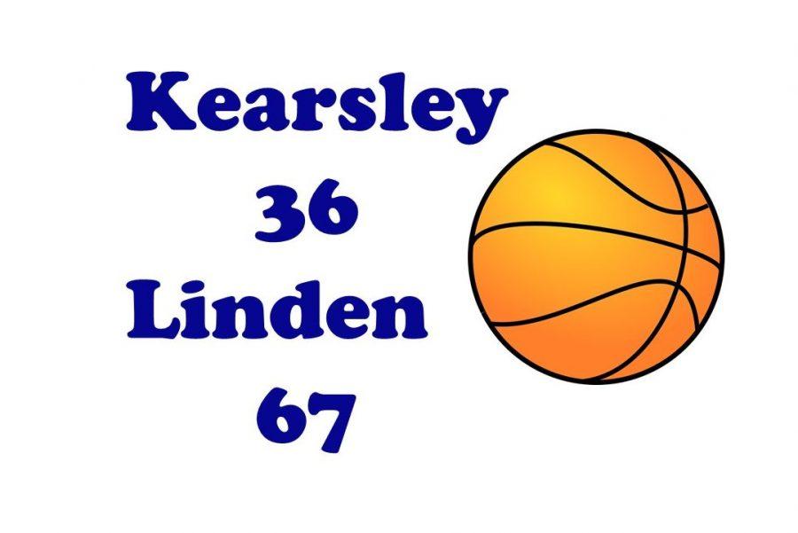 The boys basketball team fell short to Linden 67-36 on Tuesday, Feb. 5.