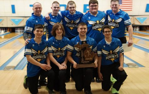 Boys bowling wins regional, Langworthy qualifies for state final