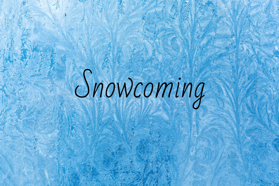 The snowcoming dance is on Saturday, Feb. 9, from 7 p.m. to 11 p.m. and will benefit the Senior Class.