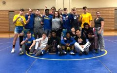Wrestling wins fourth straight district title