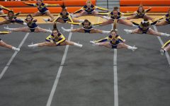 Cheer places second at final league competition
