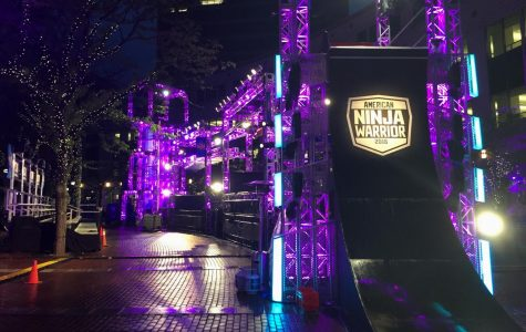 Parish accepts offer from American Ninja Warrior
