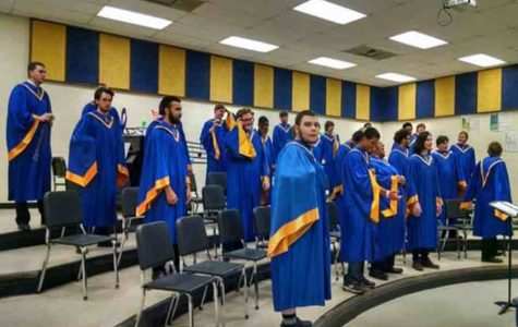 Choir springs into a seasonal concert