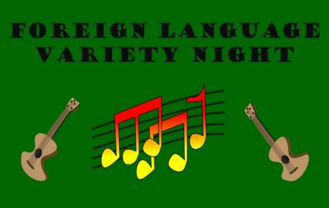 Singing, dancing will highlight Foreign Language Variety Night