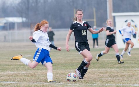 Soccer strives to improve this season