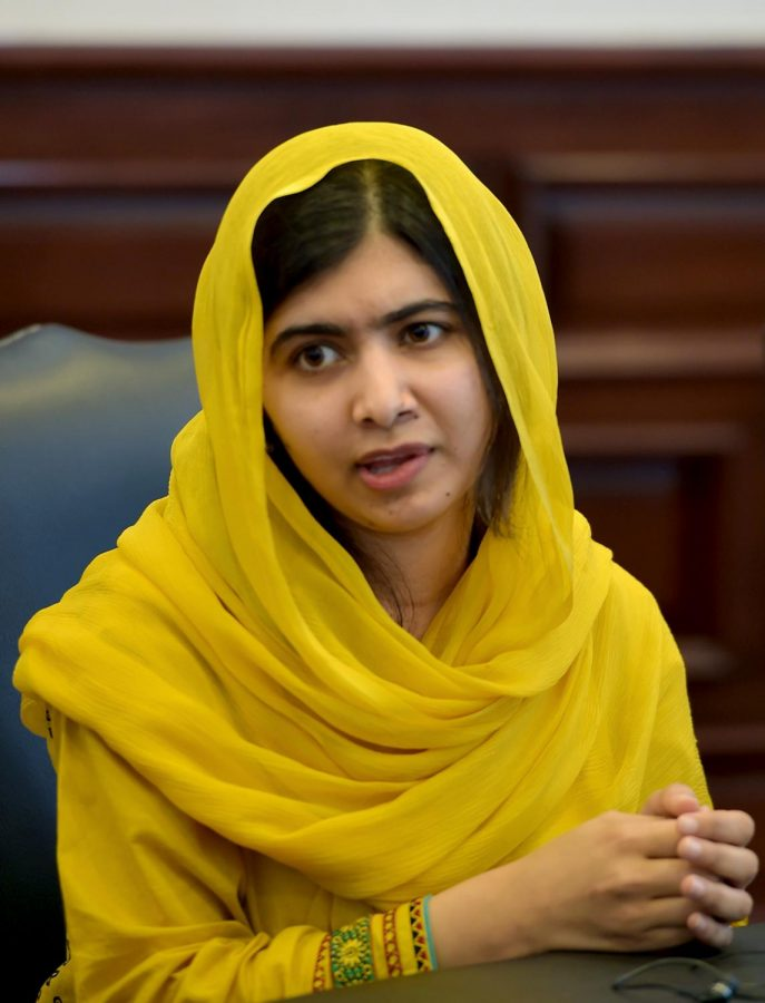 Malala Yousafzai has used her platform to inspire girls across the globe to fight for their right to an education,