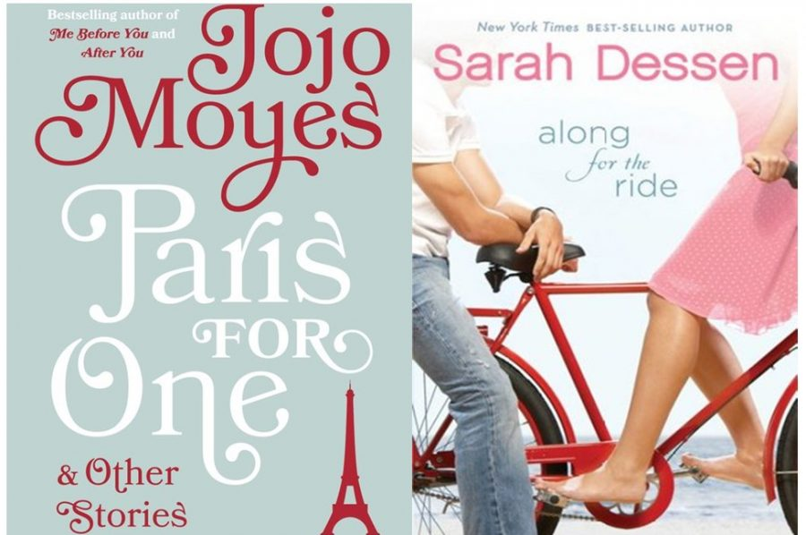 March is Reading Month: Readers fall for romance novels