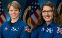 First all-female spacewalk with female crew will take place soon