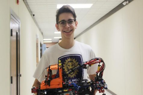Robotics qualifies for state competition