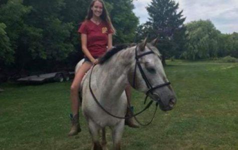 Leah Williams rides to a bright future