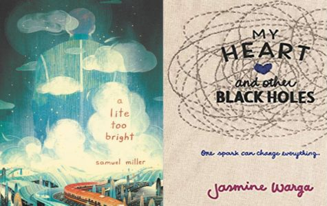 March is Reading Month: Realistic Fiction brings light to dark topics