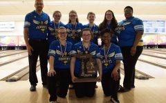 Girls bowling knocks down another state championship