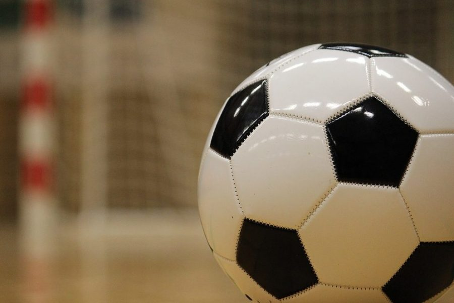 The soccer team lost all four games it played at a tournament in Montrose on Saturday, April 13.