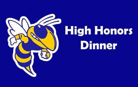 Celebration dinner honors high-achieving seniors