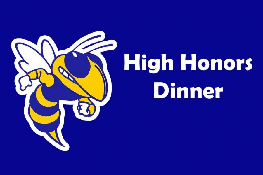 Seniors with a cumulative GPA of 3.9 or higher will attend a dinner hosted by Superintendent Kevin Walworth on Tuesday, April 23.