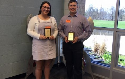 Prescott, Langworthy honored for SAT scores