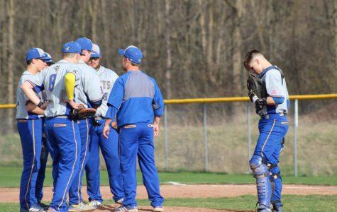 Baseball strikes out against Clio