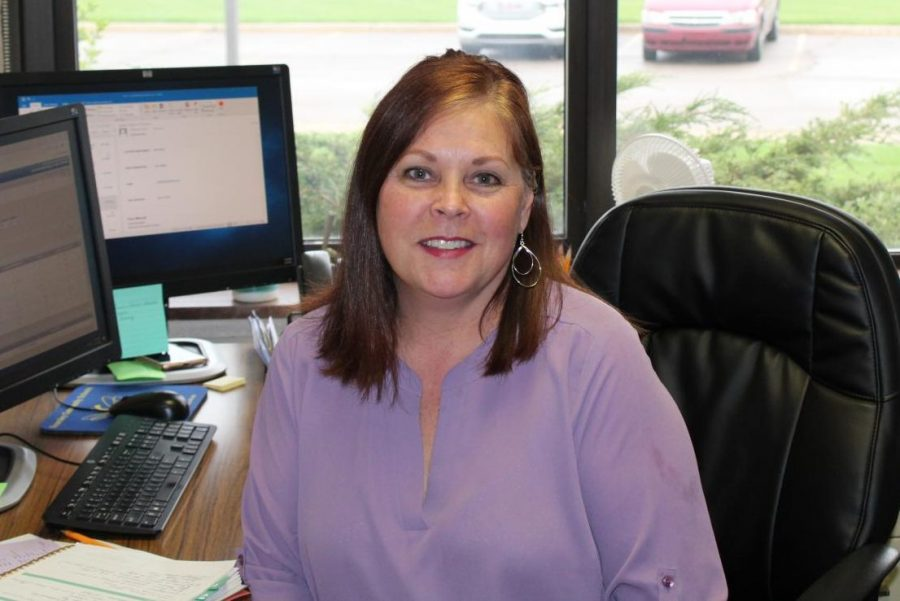 Mrs. Karen June, counselor, is retiring after this school year.