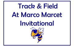 Braziel, Buschur lead boys track at Marcet Invitational