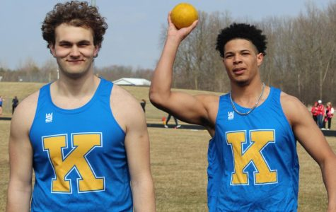 Boys track sees mixed results at relay