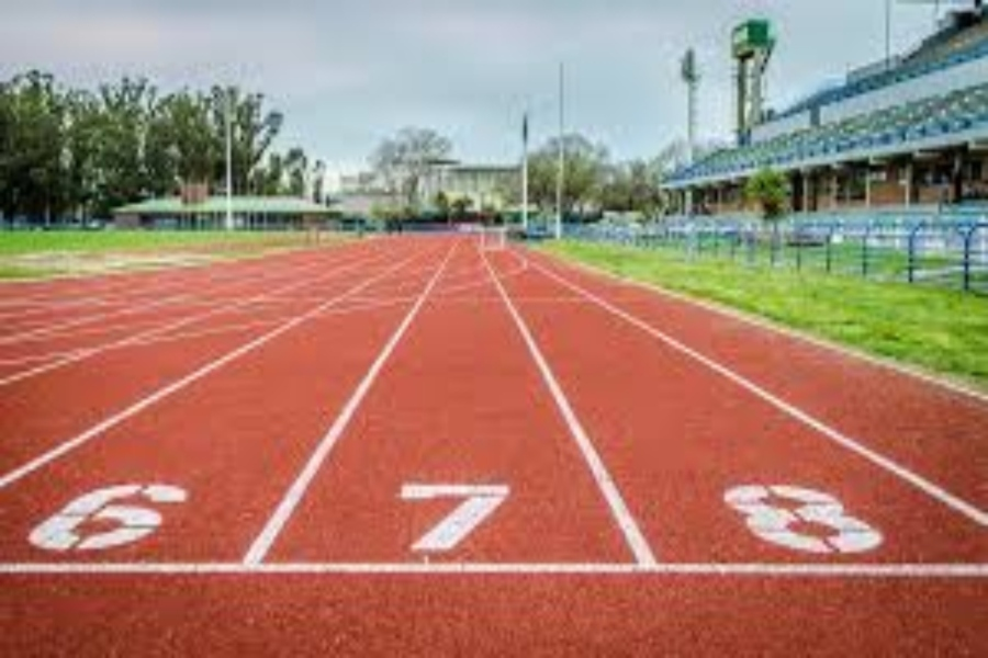 The girls track and field team lost against Swartz Creek and Linden on Wednesday, May 14.