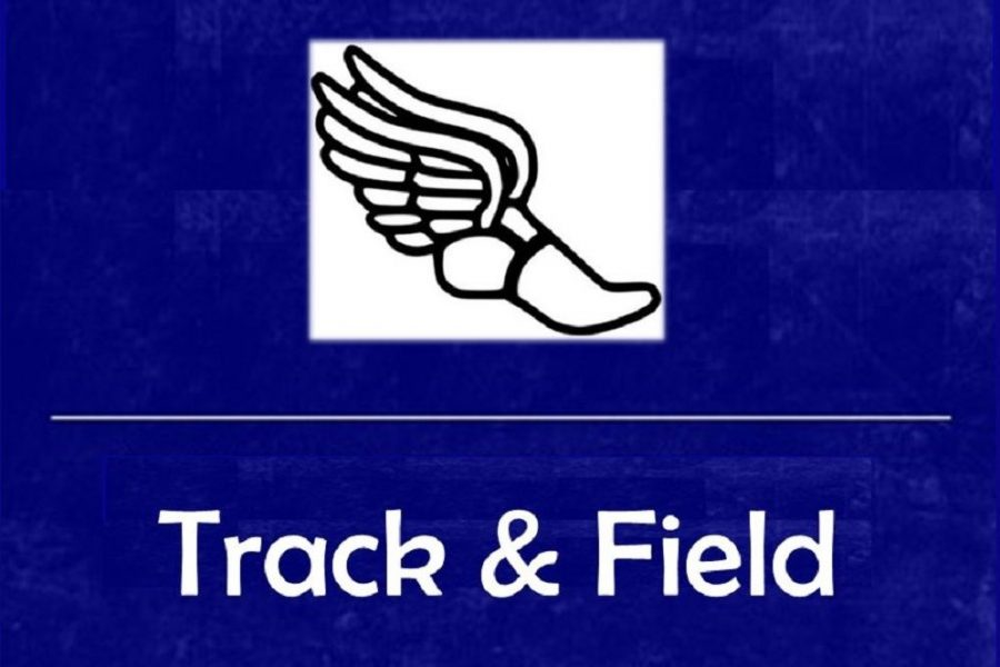The boys track and field team split a double-dual meet on Tuesday, April 16, beating Owosso but losing to Clio.